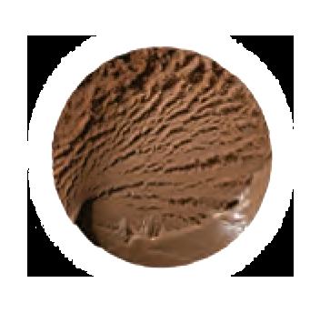 helado chocolate con leche