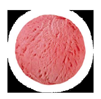 helado frambuesa
