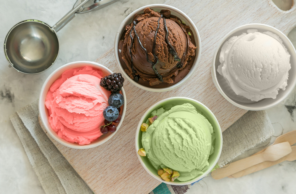 helados horchata ecológicos