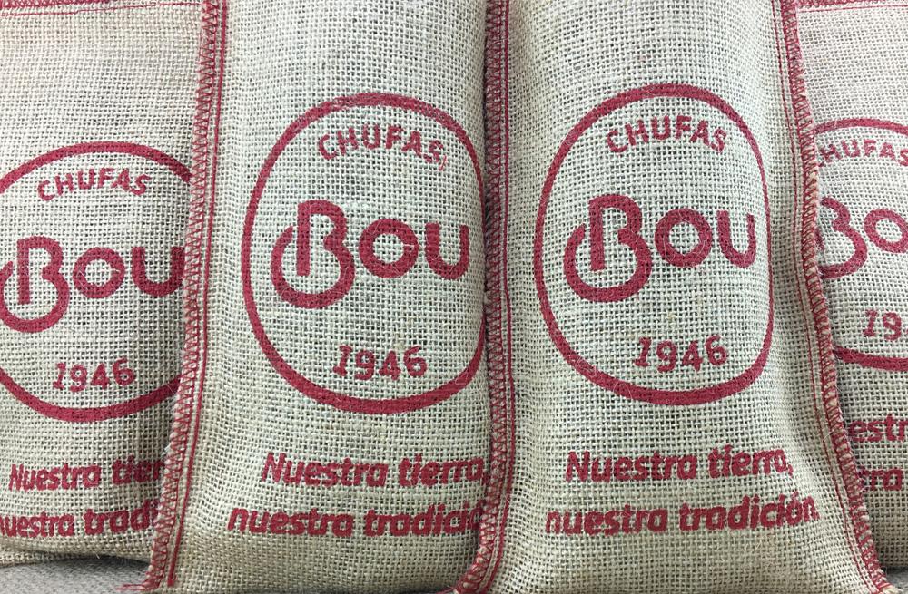 industria alimentaria chufa