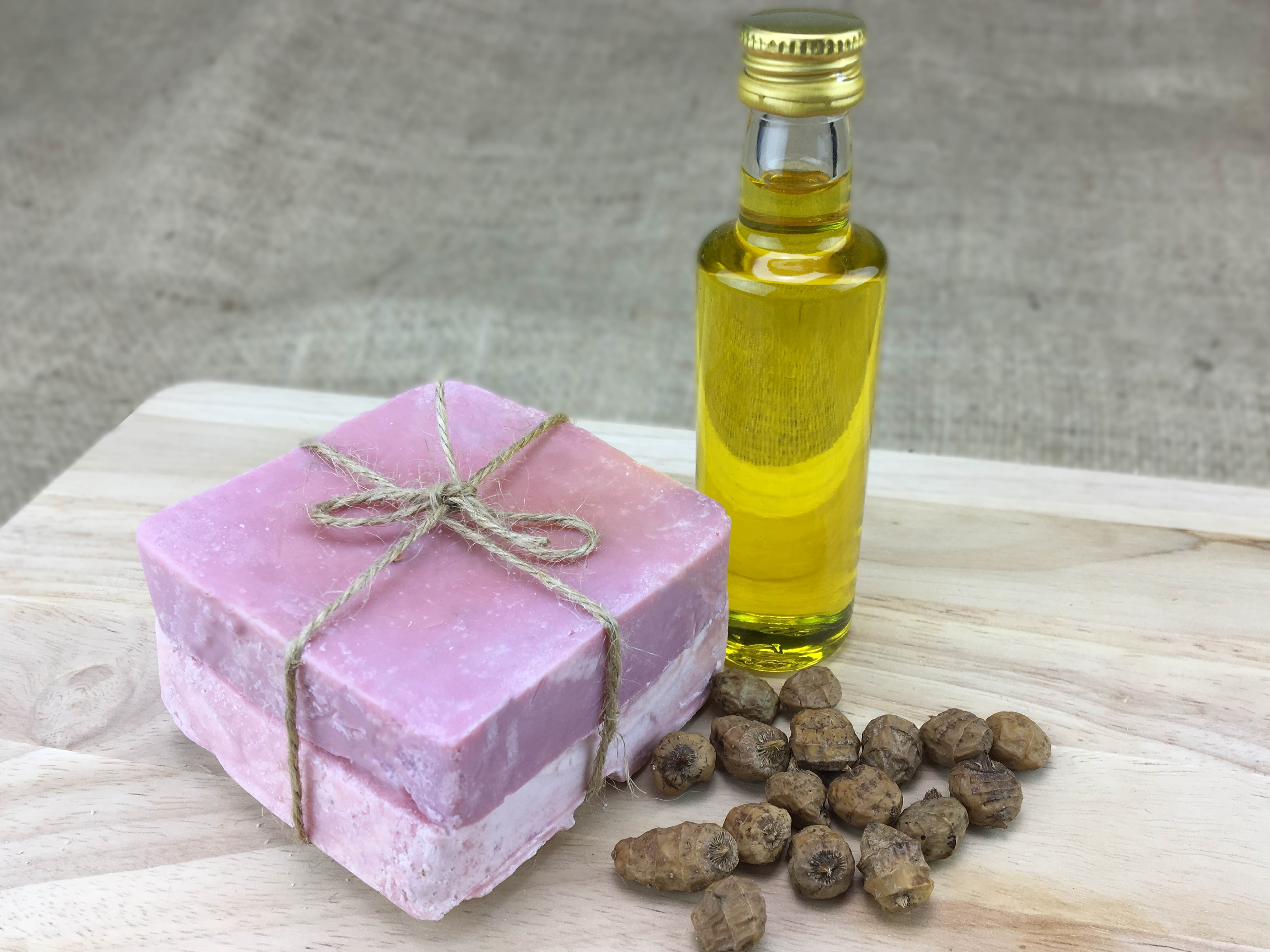 organic tiger nut oil